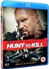 Películas en DVD y Blu-ray cazas Blu-ray