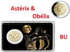 2 euro Coincard 2019 BU France - version ASTERIX & OBELIX - Francia - Frankreich