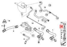 Genuine BMW E60 E60N E61 E61N E63 Radiator Cooling Hose Clamp OEM 11641740398