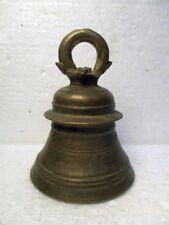 Ancienne Clochette, Sonnette de table en bronze