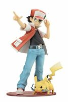 Kotobukiya ARTFX J Pokemon series Red with Pikachu 1/8 figure 185mm From JAPAN