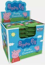 Full Box de Peppa Pig Fruité Gummies 45 G jus de fruits Boîte (24 x 45 G sacs)