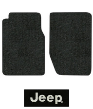1971-1973 Jeep J-4700 Floor Mats - 2pc - Loop