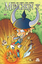 BOOM! STUDIOS BOOM! bOX MUNCHKIN #3 1ST PRINT W/SELL YOUR LEVELS FOR ITEMS CARD