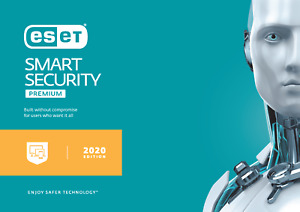 ESET Smart Security Premium 2021 Edition | Authorised Reseller | 1, 2 Year [lot]