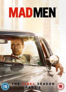 Mad Men - The Final Season - Part 2 [DVD] [Region 2] - DVD - Free Shipping.