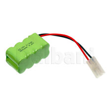 Rechargeable Battery Ni-MH 2/3AA with Cable 2 Pin 9.6V 800mAh