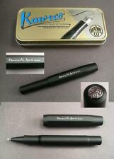 Kaweco Al Sports Roller Ball Made of Aluminium IN Black #