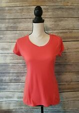 Women's Coral Mesh Energy Zone Active T-Shirt Size S