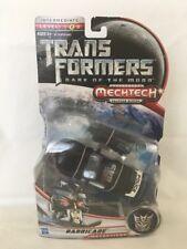 NEW Transformers Dark of the Moon DOTM MechTech Deluxe BARRICADE NRFP!