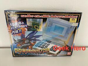 BANDAI Digimon Adventure Digimon Analyzer Digivice 1999 JAPAN