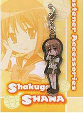 Shakugan no Shana Fastener Yoshida Metal Charm Anime Manga Game MINT