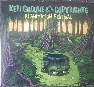 """Kepi Ghoulie and The Copyrights - """"Re-Animation Festival"""" - CDLP"""