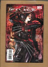 X-FORCE #9 WOLVERINE DOMINO CHOI  COVER  MARVEL COMICS