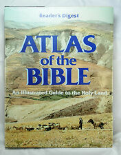 Atlas Of The Bible Reader's Digest Illustrated Guide To The Holy Land Hardcover