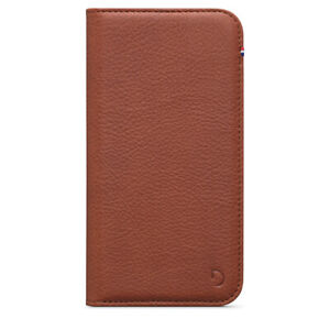 Decoded Brown Leather Wallet Case for iPhone 11 RRP £59.95