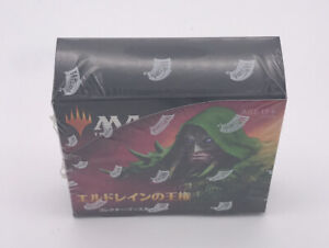 Throne of Eldraine Sealed Collector Booster Box JAPANESE Magic the Gathering MTG