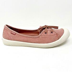 Palladium Flex Ballet Old Rose Marshmallow Womens Shoes 93156 632