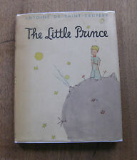 THE LITTLE PRINCE -  de Saint-Exupery -1943 REYNAL 1st/early printing HCDJ 1943