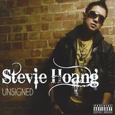 Unsigned by Stevie Hoang (CD, Apr-2011, CD Baby (distributor))
