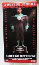 Justice League Animated,  Green Lantern Jon Stewart Mini Maquette