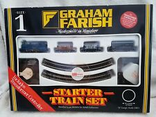 Graham Farish N Gauge FA 85311 Starter Set Tested Runner Very Good Condition