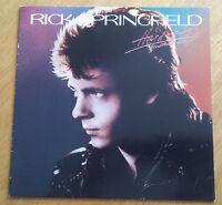 Schallplatte Vinyl - Rick Springfield Peter Gabriel Hard To Hold Split-LP, 1984