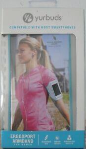 YURBUDS ERGOSPORT SMARTPHONE ARMBAND FOR WOMEN ADJUSTABLE BRAND NEW IN BOX NIB