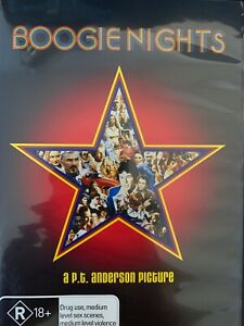 BOOGIE NIGHTS DVD Mark Wahlberg Paul Thomas Anderson 1997 Excellent Cond!