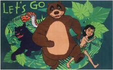 "Multi-Color TV, Movies & Music Mowgli Kaa Area Rug JB-62 - Aprx 3' 3"" x 4' 10"""