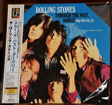 AUDIOPHILE UNIVERSAL JAPAN STEREO UIJY 9002 ROLLING STONES VOL 2 200g OBI SEALED