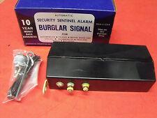 NOS 60s? 70s? Security Sentinel Alarm BURGLAR SIGNAL for Cars Trucks Motorcycles