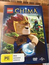 lego chima volume 1 DVD