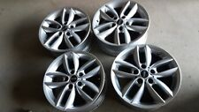 Mini 17 4x jantes alu Double Spoke r56 r57 Cooper Clubman Countryman 9803723