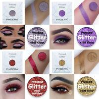 36Color Eyeshadow Palette Pearl Matte Pigment Pressed Glitter Eye Shadow~
