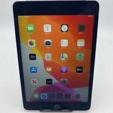 Apple iPad mini 4 MK8D2LL/A Unlocked 128GB Gray Wifi Connection Issue