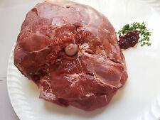(17,49€/kg) 2,8 kg Wildschweinbraten /Wildschweinkeule Frisch mit Knochen,Wild