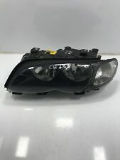 BMW 3 Series PASSENGER LEFT HEAD LIGHT LAMP 0301177601 320 SE 2001 To 2005