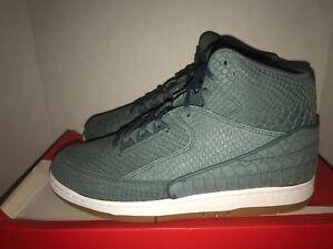 Nike Air Python PRM LE Hasta Green White Men's Size 11.5 DS