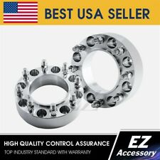 Wheel Adapters 8 Lug 8x170 Ford F250 F350 Hubcentric Spacers Rear 14x15 Studs Fits Ford