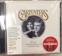 Carpenters with the Royal Philharmonic Orchestra Target CD 1 Bonus Song Hits