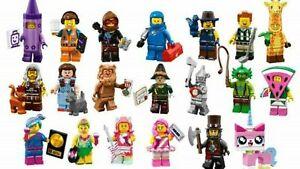 LEGO The Lego Movie 2 / Wizard of Oz Minifigures Choose Figure Brand New 71023