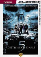 Destination finale 5 DVD NEUF SOUS BLISTER