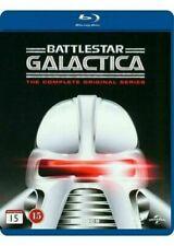 Battlestar Galactica Complete Original Series (Blu-Ray, 2015, 9-Disc Set)
