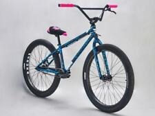 Mafia Bikes Medusa Wheelie Bike, Teal Splatter
