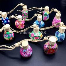 Perfume Bottle Hanging Air Freshener Fragrance Diffuser Bottle Car Accessory AU