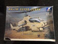 Ah 1W Super Cobra - 1/35 Scale - Italeri - Mib