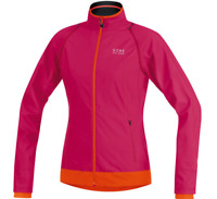 Gore Bike Wear 2 in 1 Women's Windstopper Jacket converts to vest size XS