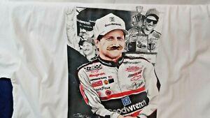 Dale Earnhardt Tee Shirt 6X shirt NASCAR