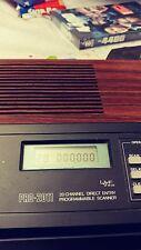 Realistic PRO-2011 Model 20-118 20 Channel Programmable Scanner 20 Channel